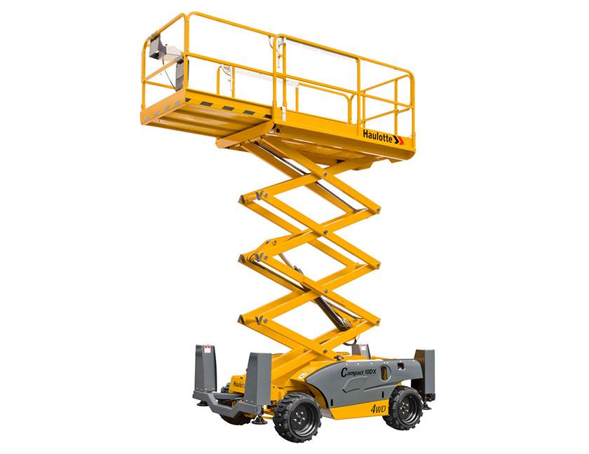 Makazaste platforme od 8 do 18m