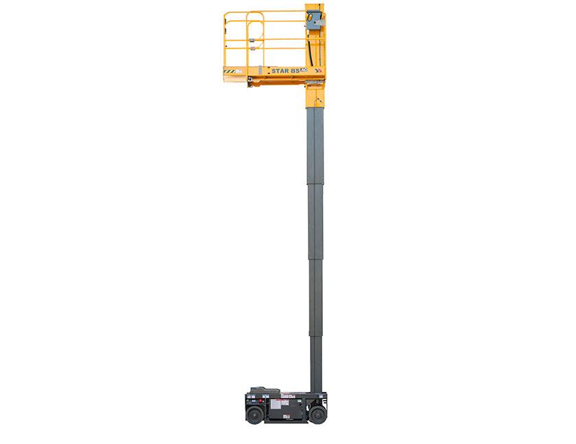 Vertikalne platforme od 6 do 10m